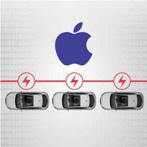 فعالیت گسترده اپل در زمینه توسعه فناوریهای مرتبط با خودروهای خودران