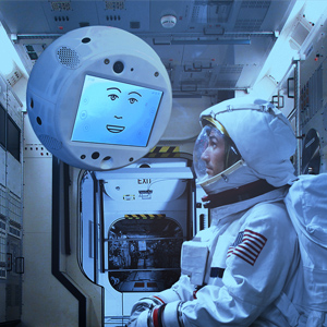 درمان مشکلات روحی و عاطفی فضانوردان با استفاده از محتوای دیجیتال