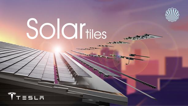 تلاش تسلا برای تجاریسازی نسل جدید سقفهای خورشیدی