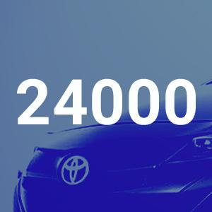 واگذاری رایگان ۲۴۰۰۰ پتنت تویوتا با هدف ترویج بیشتر خودروهای الکتریکی