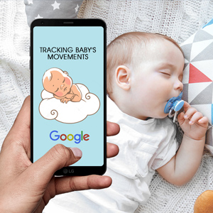 ردیابی حرکات چشم و بدن نوزاد از طریق فناوری هوش مصنوعی