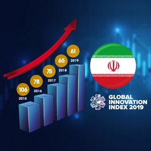 پیشرفت مستمر ایران در شاخص جهانی نوآوری