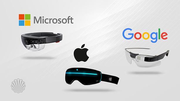 رقابت شدید فناوران مشهور برای توسعه فناوری واقعیت افزوده