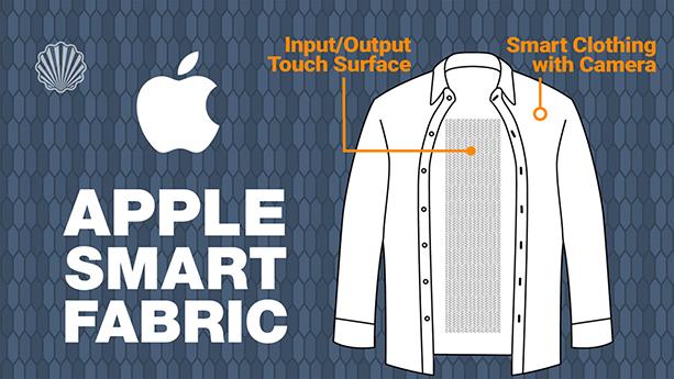 عزم جدی اپل برای ورود به حوزه البسه و پارچههای هوشمند