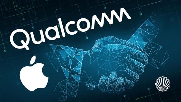 پایان خوش جدال حقوقی اپل و کوآلکام