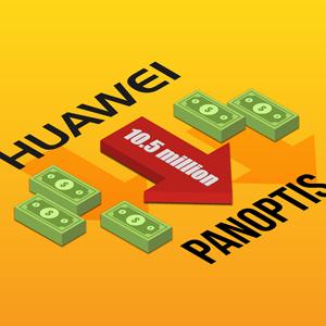 پرداخت غرامت ۱۰.۵ میلیون دلاری هوآووی به دلیل نقض پتنت