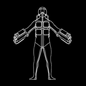 ایده مرد آهنی با لباس پروازی به واقعیت میپیوندد!
