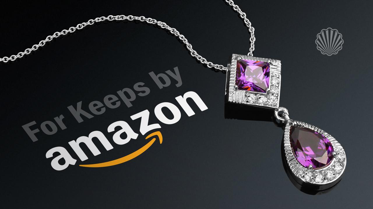 ثبت یک نشان تجاری جدید از سوی آمازون برای حضور جدیتر در صنعت جواهرات