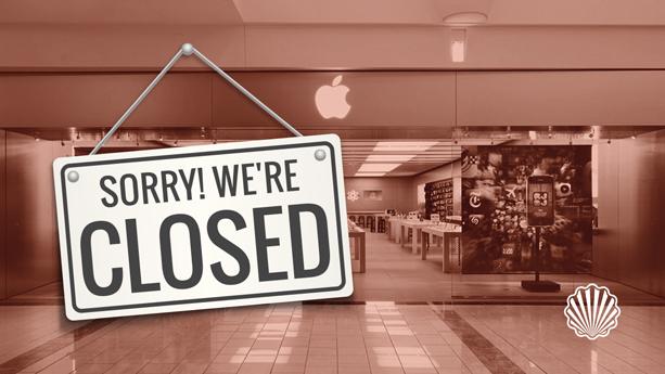 تصمیم جالب اپل برای تعطیلی دو فروشگاه خود در تگزاس به منظور مقابله با باجگیران پتنت