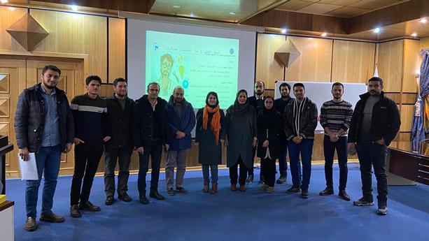 گزارش برگزاری کارگاه آموزش مقدمات ثبت اختراع در دانشگاه آزاد اسلامی قزوین
