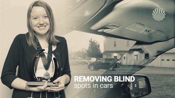 رفع نقاط کور خودرو به کمک اختراع یک دانشآموز ۱۴ ساله