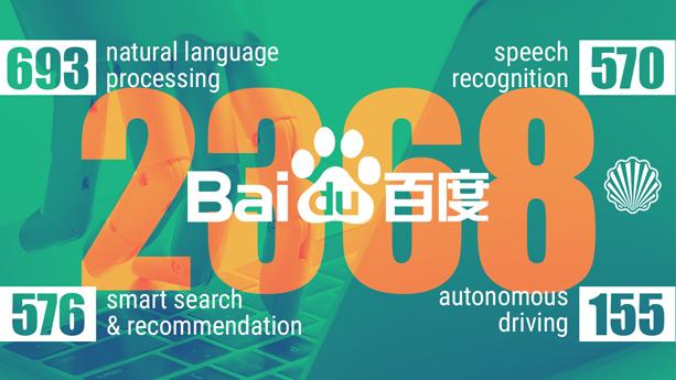 پیشتازی همتای چینی گوگل در حوزه هوش مصنوعی