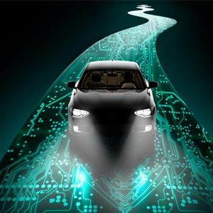 ورود غول صنعت خودروهای الکتریکی به حوزه خودروهای خودران