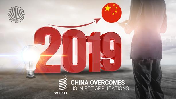 پیشی گرفتن چین از آمریکا در ثبت درخواستهای «PCT»
