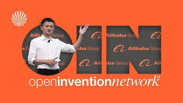 پیوستن غول تجارت الکترونیک چین به شبکه جهانی منبع باز اختراعات