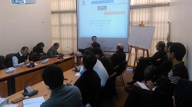 برگزاری کارگاه آشنایی مقدماتی با حقوق مالکیت فکری و ثبت پتنت در شهرک علمی تحقیقاتی اصفهان