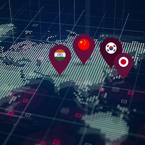 اطلاعات پتنت در آسیا: چین
