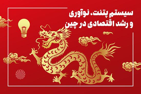 سیستم پتنت، نوآوری و رشد اقتصادی در چین