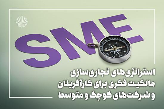 استراتژیهای تجاریسازی مالکیت فکری برای کارآفرینان و شرکتهای کوچک و متوسط