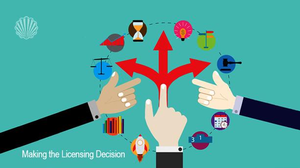 عوامل اثرگذار بر تصمیمگیری پیرامون اعطای مجوز بهرهبرداری از پتنت