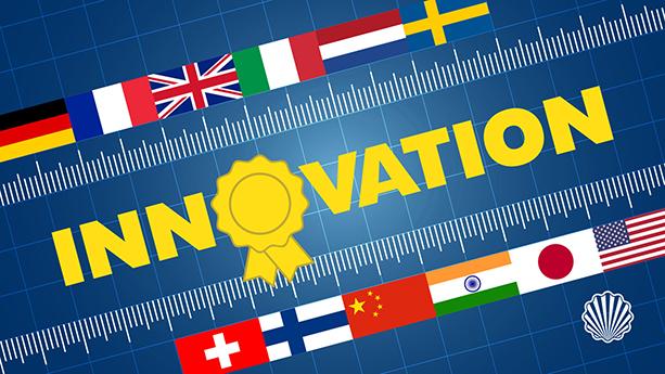 ارزیابی عملکرد نوآوری کشورها با استفاده از پتنت