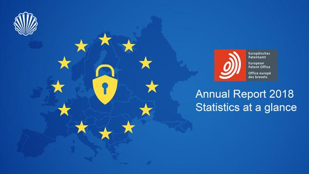 مروری بر گزارش سالانه دفتر ثبت اختراع اروپا در سال ۲۰۱۸