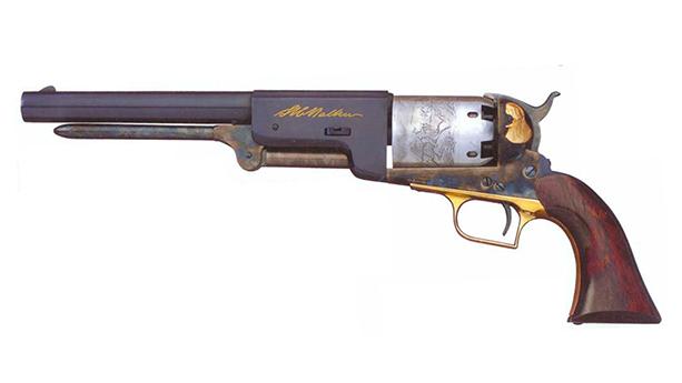اسلحه کمری رولور