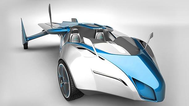 خودروی پرنده
